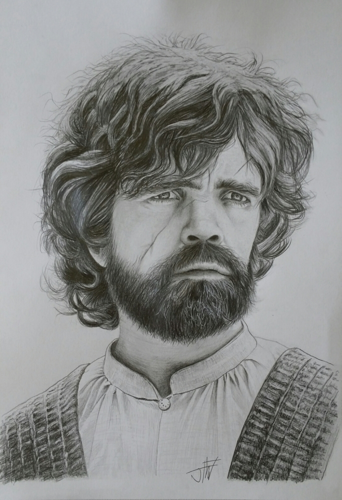Peter Dinklage by jeffcw